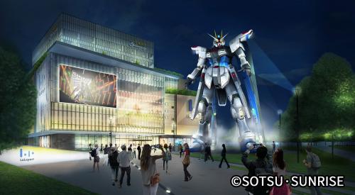 娱乐新势力、互动再升级 高达中国计划发布 万代南梦宫中国市场再提速